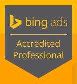 Netpeak — Bing Accredited Professional company